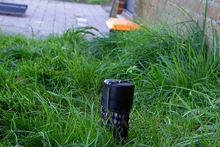 Organic Rodent Control Tupo Gras